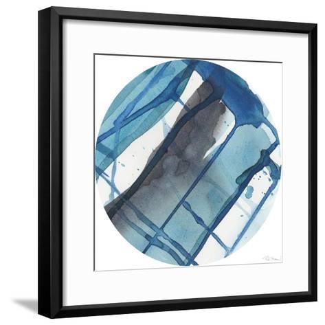 Geo Logic I-Renee W^ Stramel-Framed Art Print
