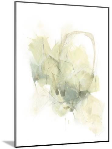 Fluid Integer II-June Vess-Mounted Premium Giclee Print