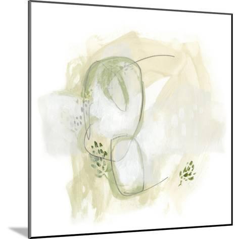 Intermezzo II-June Vess-Mounted Premium Giclee Print