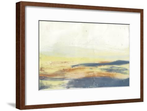Bronze Horizon I-Jennifer Goldberger-Framed Art Print
