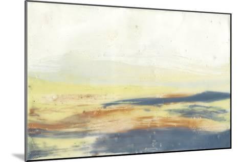 Bronze Horizon I-Jennifer Goldberger-Mounted Premium Giclee Print