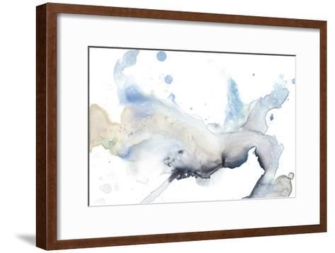 Bloom Cloud I-Jennifer Goldberger-Framed Art Print