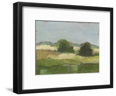 Rolling Pasture I-Ethan Harper-Framed Art Print