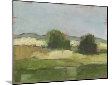 Rolling Pasture I-Ethan Harper-Mounted Premium Giclee Print