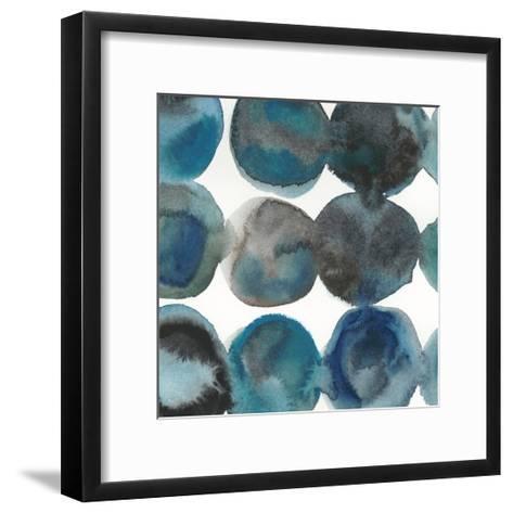 La Mer III-Chariklia Zarris-Framed Art Print