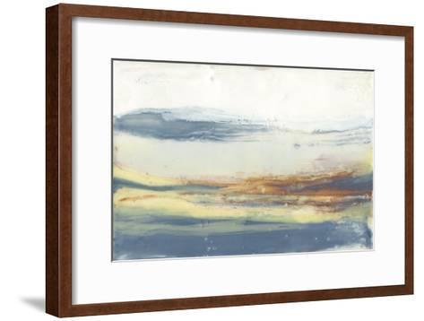 Bronze Horizon II-Jennifer Goldberger-Framed Art Print