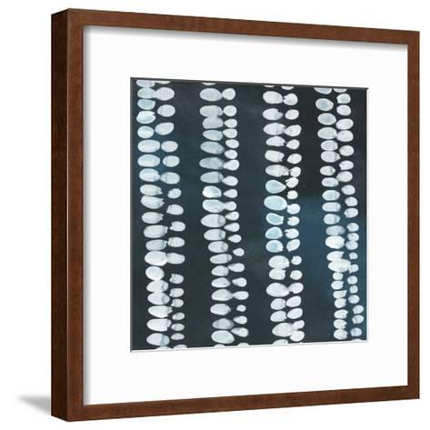La Mer I-Chariklia Zarris-Framed Art Print