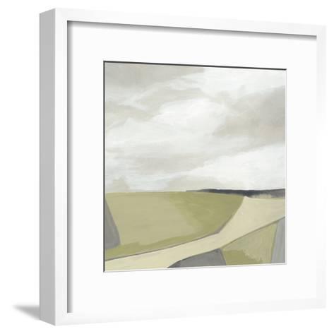 Far Fields I-June Vess-Framed Art Print