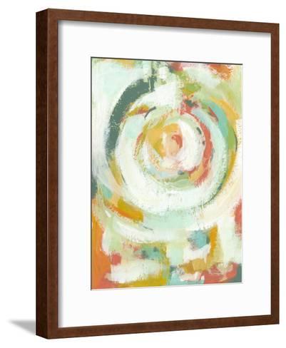 Pop Blossom I-Chariklia Zarris-Framed Art Print