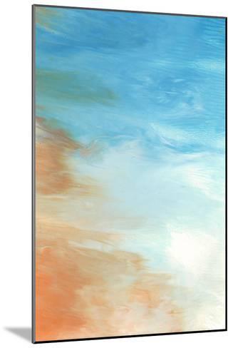 Neptune Sky II-Vanna Lam-Mounted Premium Giclee Print
