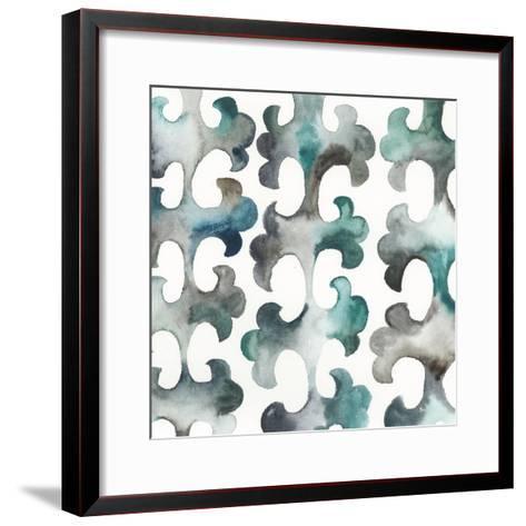 La Mer VIII-Chariklia Zarris-Framed Art Print