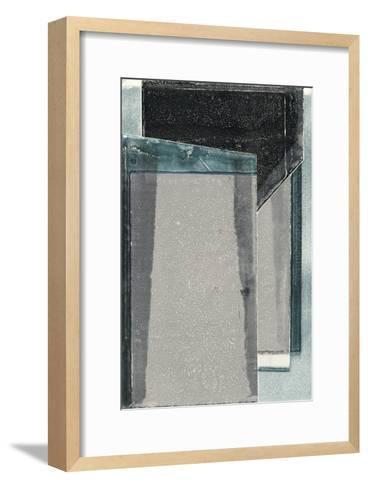 The City Gates II-Rob Delamater-Framed Art Print