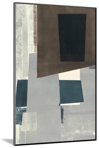Avenue B-Rob Delamater-Mounted Premium Giclee Print