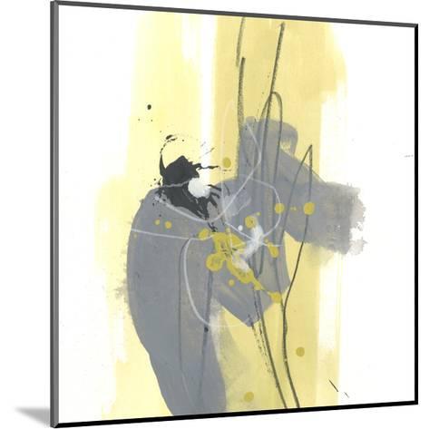 Catch Phrase IV-June Vess-Mounted Premium Giclee Print