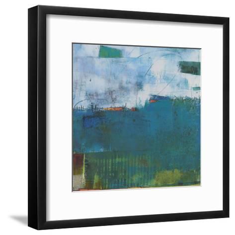 Hey Day II-Sue Jachimiec-Framed Art Print