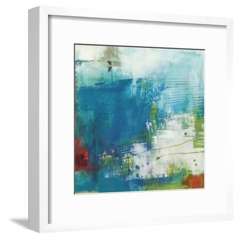 Hey Day III-Sue Jachimiec-Framed Art Print