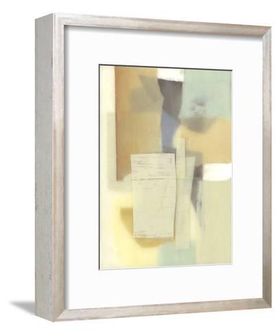 Translucent Layers II-Jennifer Goldberger-Framed Art Print