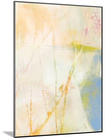 Pastel Lux II-Sue Jachimiec-Mounted Premium Giclee Print