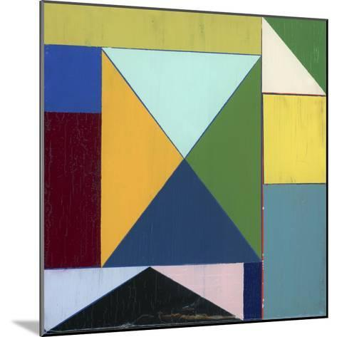 Junction I-Alicia LaChance-Mounted Premium Giclee Print
