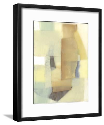 Translucent Layers I-Jennifer Goldberger-Framed Art Print