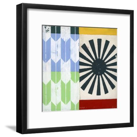 Helical III-Alicia LaChance-Framed Art Print