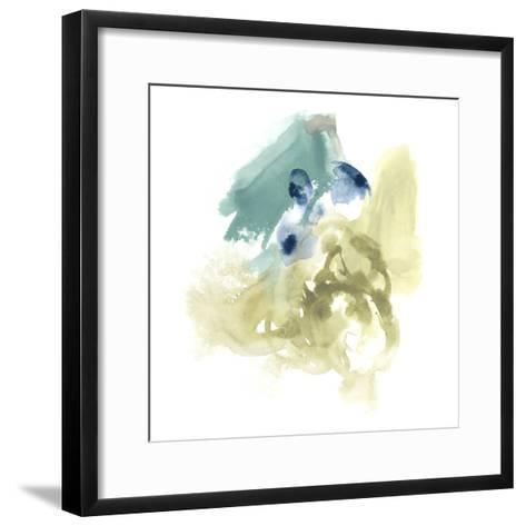 Integral Motion I-June Vess-Framed Art Print