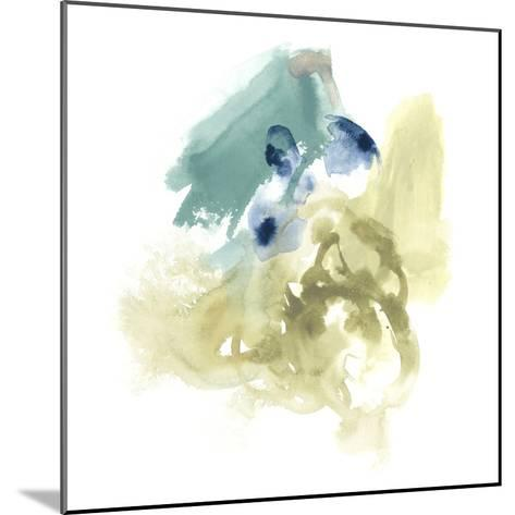 Integral Motion I-June Vess-Mounted Premium Giclee Print