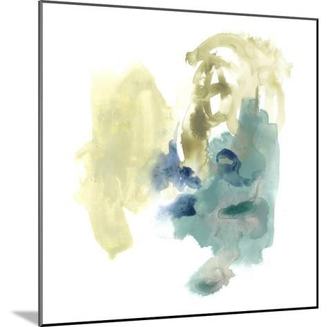 Integral Motion IV-June Vess-Mounted Premium Giclee Print