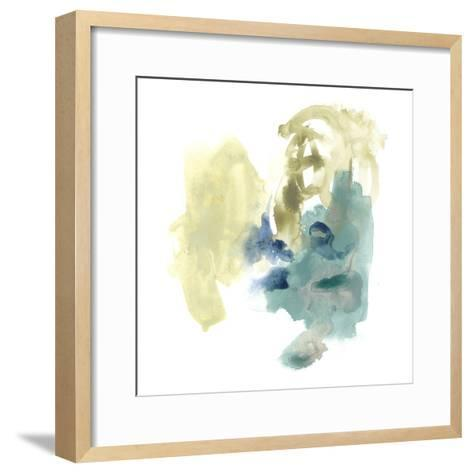 Integral Motion IV-June Vess-Framed Art Print