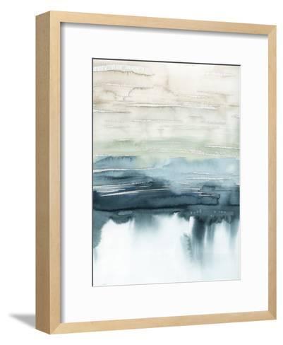 Organic Cascade I-Grace Popp-Framed Art Print