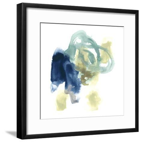 Integral Motion III-June Vess-Framed Art Print