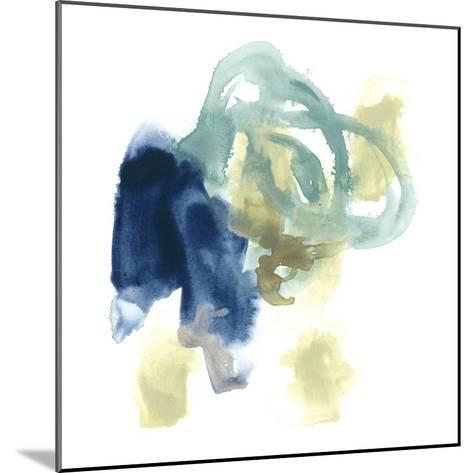 Integral Motion III-June Vess-Mounted Premium Giclee Print