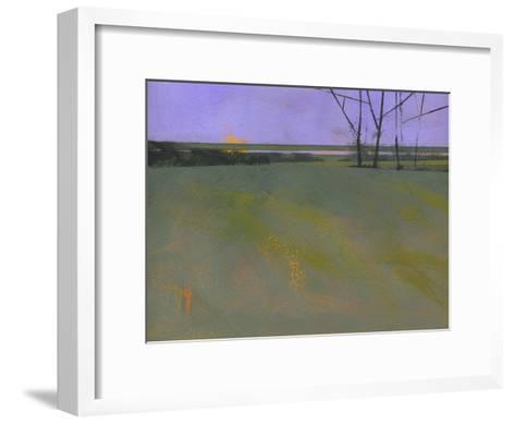 Millfields-Paul Bailey-Framed Art Print
