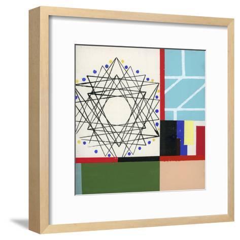 Helical V-Alicia LaChance-Framed Art Print