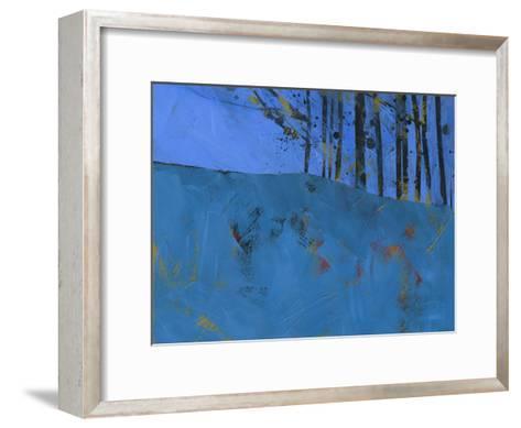 Token Trees-Paul Bailey-Framed Art Print