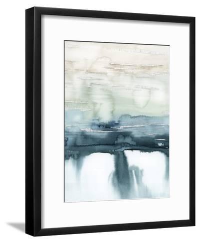 Organic Cascade II-Grace Popp-Framed Art Print