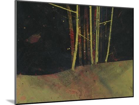 Into the Dark Wood-Paul Bailey-Mounted Premium Giclee Print