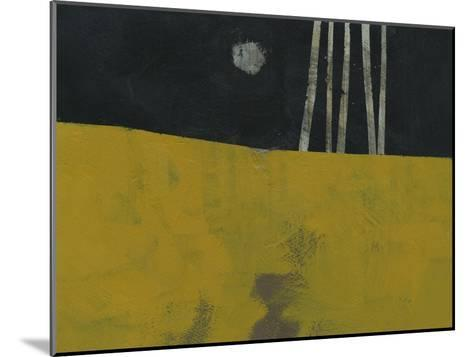 Five Trunks and the Moon-Paul Bailey-Mounted Premium Giclee Print