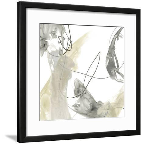 Monochrome Momentum I-June Vess-Framed Art Print