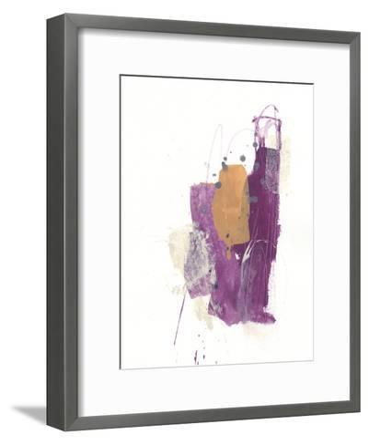 Slipstream I-June Vess-Framed Art Print