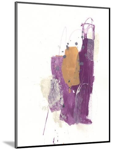 Slipstream I-June Vess-Mounted Premium Giclee Print