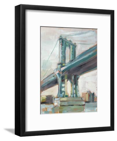 Contemporary Bridge I-Ethan Harper-Framed Art Print