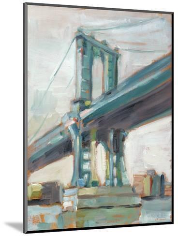 Contemporary Bridge I-Ethan Harper-Mounted Premium Giclee Print