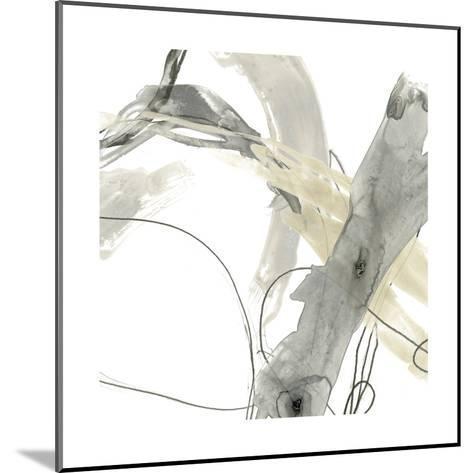 Monochrome Momentum III-June Vess-Mounted Premium Giclee Print