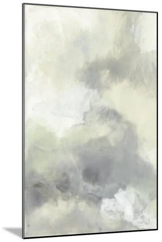 Cloud Impressions I-Jennifer Goldberger-Mounted Premium Giclee Print