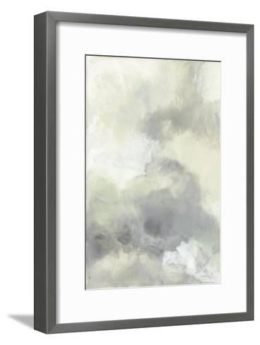 Cloud Impressions I-Jennifer Goldberger-Framed Art Print