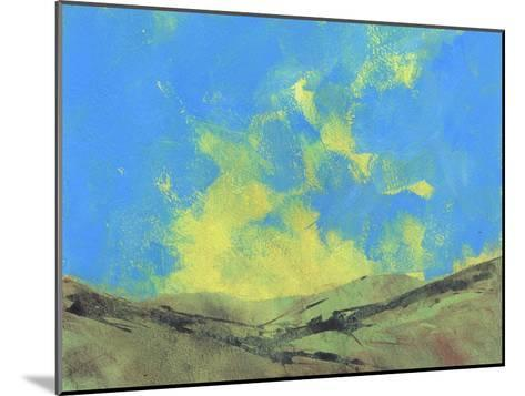 The Light of the Valley-Paul Bailey-Mounted Premium Giclee Print