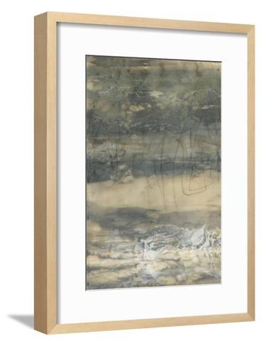 Earthen Lines I-Jennifer Goldberger-Framed Art Print