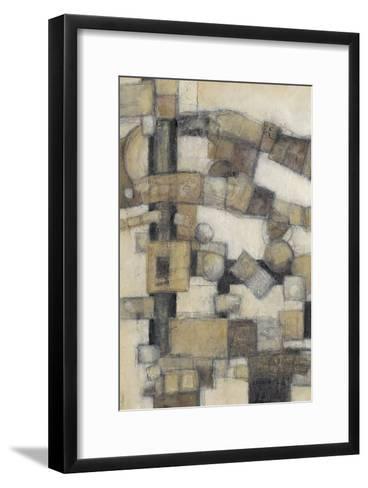 Lost Canyon I-Beverly Crawford-Framed Art Print