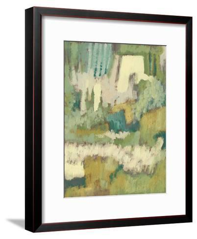 Elevated Garden I-Jennifer Goldberger-Framed Art Print